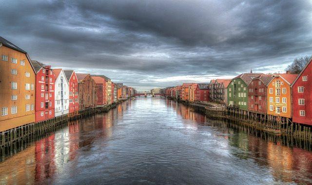 Impresionante Noruega