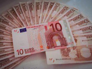 Billetes de 10 €