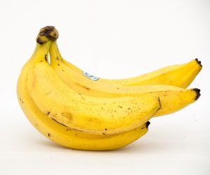 Plátanos para hacer exfoliante casero